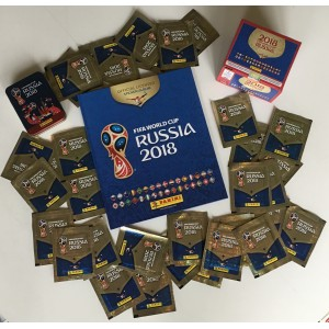 EXCLU WEB - WORLD CUP 2018 RUSSIA PANINI