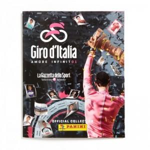ALBUM DE STICKERS - GIRO D'ITALIA PANINI