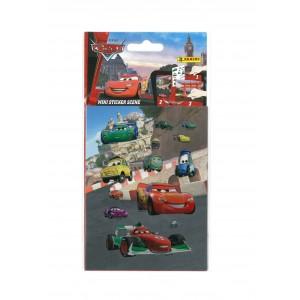 CARS (MINI STICKERS SCENE) - STICKER SHEET