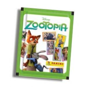 Carton ZOOTOPIE - POCHETTE DE 5 STICKERS