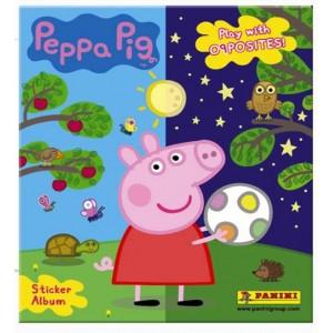PEPPA PIG (JOUER AVEC LES CONTRAIRES) - ALBUM FR