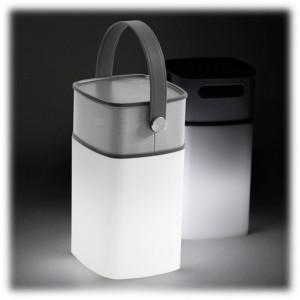 ICAMP - ENCEINTE PORTABLE BLUETOOH + LAMPE LED