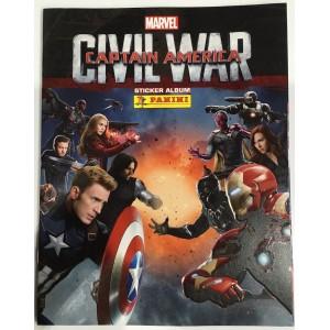 CAPTAIN AMERICA (CIVIL WAR) - ALBUM FR