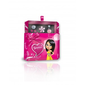 BRILIANTINA JEWELLERY BOX PINK