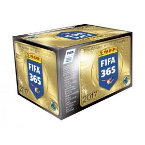 FIFA 365 2017 - BOITE DE 100 POCHETTES STICKERS