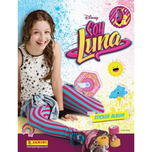 SOY LUNA - Album Panini NL