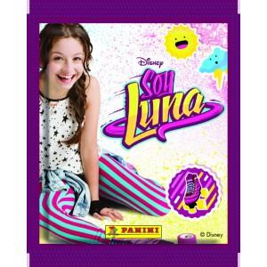 SOY LUNA - Pochettes 5 Stickers
