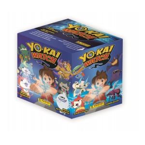YO-KAI WATCH - BOITE DE 50 POCHETTES STICKERS