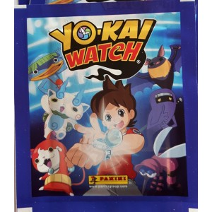 YO-KAI WATCH - POCHETTE DE 5 STICKERS