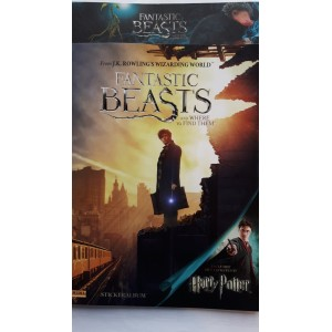 FANTASTIC BEASTS - Album Panini NL