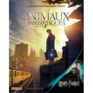 LES ANIMAUX FANTASTIQUES - Album Panini FR