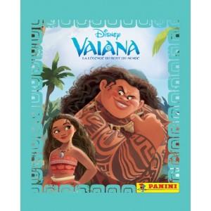 VAIANA - pochettes de 5 stickers