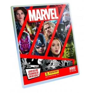 MARVEL - STARTER PACK PANINI DE TRADING CARDS FR