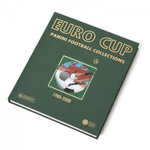 EURO CUP PANINI FOOTBALL COLLECTIONS 1980-2008