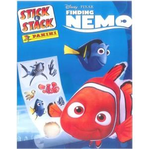 LE MONDE DE NEMO - ALBUM STICK-STACK