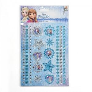 REINE DES NEIGES (Diamond Stickers) - STICKER SHEET