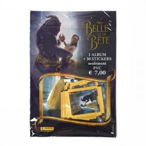 LA BELLE ET LA BÊTE - STARTER PACK DE STICKERS FR