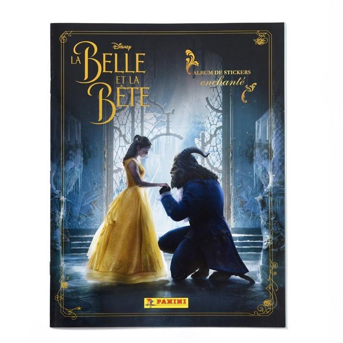 LA BELLE ET LA BETE - ALBUM PANINI FR