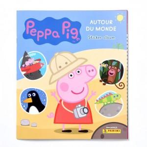 PEPPA PIG 4 (AUTOUR DU MONDE) - ALBUM FR