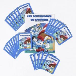 PROMO SCHTROUMPF 1alb + 25 pochettes