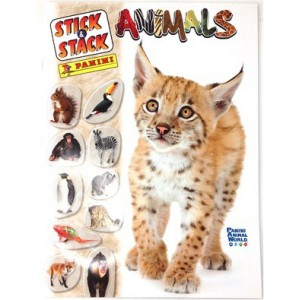 ANIMALS - ALBUM STICK-STACK