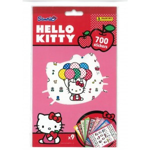 HELLO KITY (700 STICKERS) - STICKER SHEET