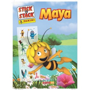 MAYA L'ABEILLE  - ALBUM  STICK-STACK