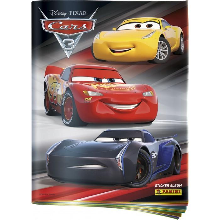 ALBUM FR CARS 3 - PANINI