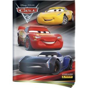 ALBUM NL CARS 3 - PANINI