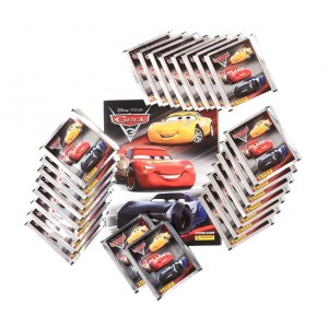 PROMO EXCEPTIONNELLE PANINI FR - CARS 3