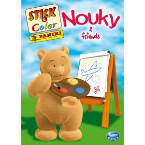 NOUKY - ALBUM STICK-STACK