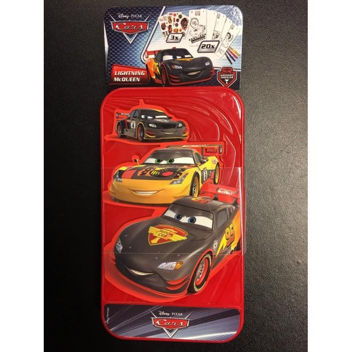 CARS - ACTIVITY BOX