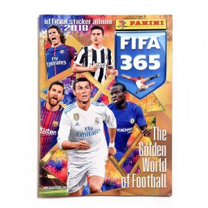 ALBUM - FIFA 365 2018 PANINI