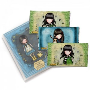 PROMO GORJUSS 1 collector + 3 pochettes photocards