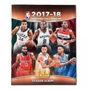 ALBUM NBA 2018 - PANINI