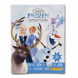 ALBUM  NL - OLAF'S FROZEN AVONTUUR -  PANINI