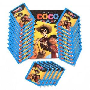 1alb + 35 pochettes - PACK SPECIAL COCO PANINI
