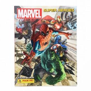 ALBUM FR MARVEL SUPER HEROES - PANINI