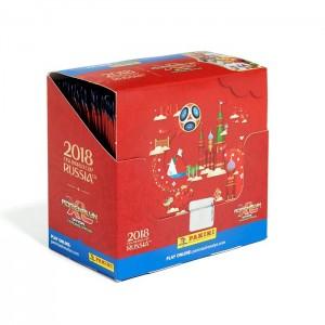 BOITE DE 50 POCHETTES TCG ADRENALYN - WORLD CUP 2018 RUSSIA