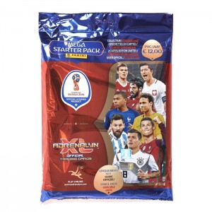 STARTER PACK TCG ADRENALYN - WORLD CUP 2018 RUSSIA PANINI