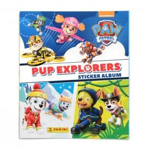 ALBUM NL - PAW PATROL 3 - PUP EXPLORERS - PANINI