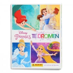 ALBUM NL DISNEY PRINSES DURF TE DROMEN - PANINI