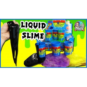 MAXILIME and CO - SLIME LIQUIDE EN 6 COULEURS