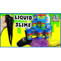 MAXILIME and CO - BOITE DE 12 SLIMES LIQUIDES EN 6 COULEURS