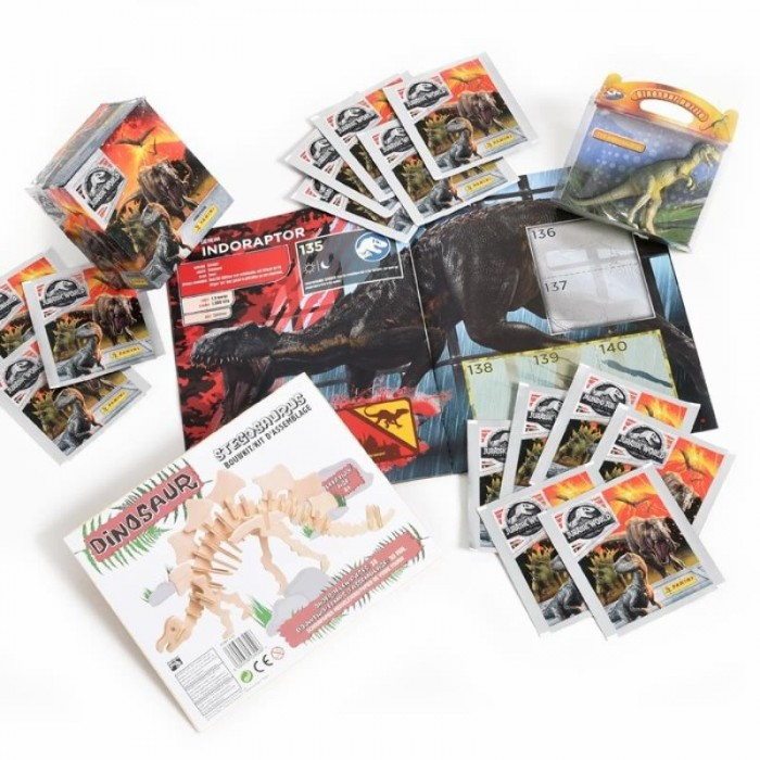 PROMO PACK DINO NL - JURASSIC WORLD 2