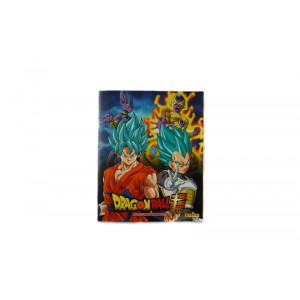 ALBUM FR DRAGON BALL SUPER - PANINI