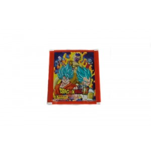 POCHETTE 5 STICKERS - DRAGON BALL SUPER PANINI