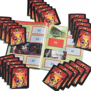 PACK DECOUVERTE FR - LES INDESTRUCTIBLES 2 PANINI