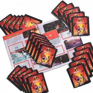 SPECIALE AANBIEDING NL - INCREDIBLES 2 PANINI