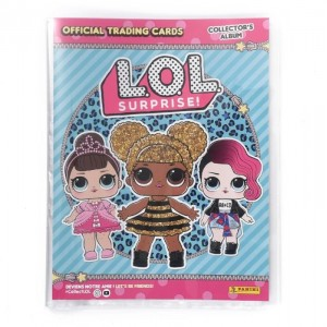 COLLECTOR DE TRADING CARDS - L.O.L. SURPRISE PANINI